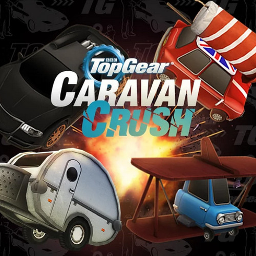 Top Gear Caravan Crush