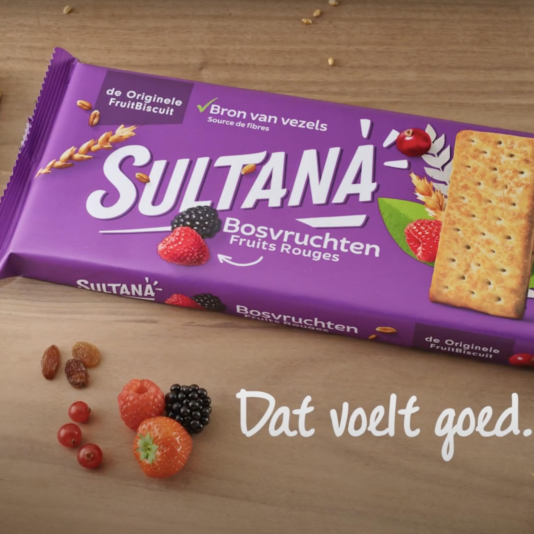 Sultana – Dat Voelt Goed